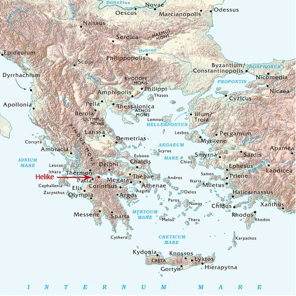 Ancient greek map gumiabroncs Images